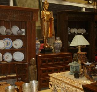 Muebles y antig edades la rueca venta de antiguedades for Muebles orientales madrid